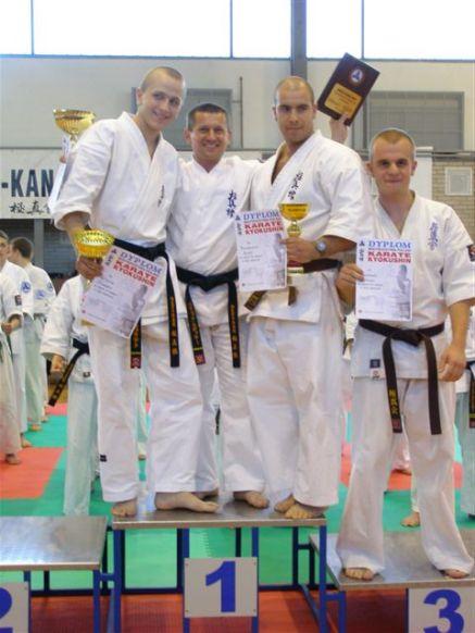 Mistrzostwa Polski PFKK - Gdańsk 2007