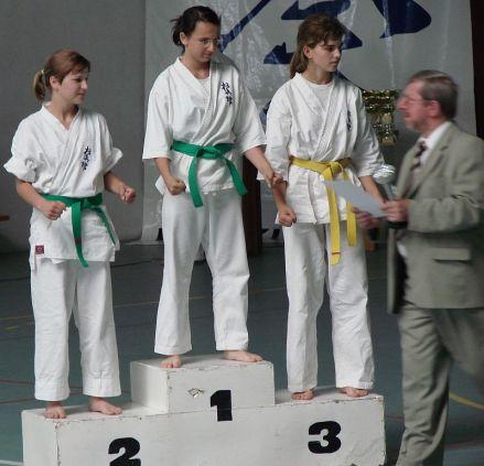 Mistrzostwa Polski Juniorów PFKK - Konin 2007