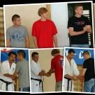 W 2008 roku na stopnie mistrzowskie zdali: Piotr Binkowski 2dan, Dawid Jędryka 1dan, Marcin Czajkowski 1dan, Miłosz Kobusiński 1dan, Adrian Moczulak 1dan.