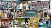 W 2009 roku ćwiczyliśmy walkę sportową, samoobronę, uczyliśmy się posługiwać kijem - bo i toczyliśmy samurajskie pojedynki na miecze. Szkoliliśmy się w Tucholi, Wałczu, Gozdawie, Grudziądzu, Gdańsku... Japonii, a nawet na Dzikim Zachodzie :)