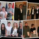 W 2011 roku nagrody za osiągnięcia sportowe z roku ubiegłego odebrało 8 zawodników naszego klubu oraz trener Artur Wilento.
