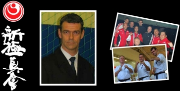 Nasz instruktor Artur Wilento został wyróżniony nominacją na Branch Chief czyli dyrektora gałęzi Shinkyokushinkai w Polsce.
