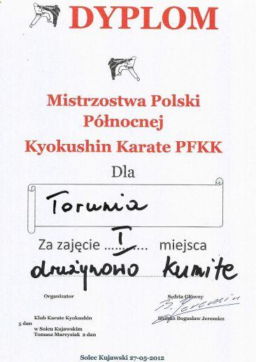 MPPółnocnej Solec Kujawski 27.05.2012 dyplom