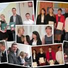 W 2013 roku odebraliśmy nagrody z rąk Prezydenta Miasta Torunia oraz Starosty Powiatu Toruńskiego.