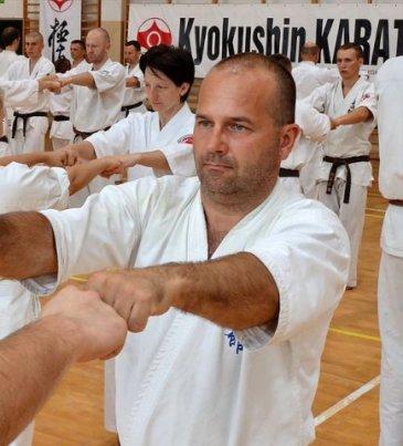 Tomasz Lubieński 1dan