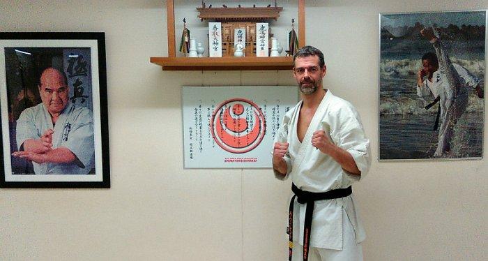 ShihanArturWilento5dan seminarium Japonia