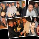 W 2015 roku 12 zawodników z naszego klubu odebrało nagrody za wyniki sportowe osiągnięte w roku 2014.