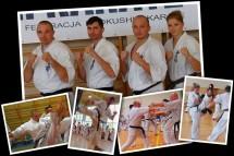 W 2016 roku na stopnie mistrzowskie zdali: Tomasz Wrzesień 2dan, Adam Witkowski 2dan, Adrian Moczulak 2dan, Monika Poczwardowska 1dan.