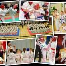 W 2016 roku zorganizowaliśmy Mistrzostwa Polski Juniorów do lat 16 PFKK... na których byliśmy najlepszą drużyną w kata :)