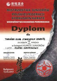 MPJ PFKK Toruń 13.05.2017