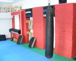 Dojo Toruńskiego Klubu Karate Kyokushin, ul. Osikowa 11.