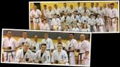 """11 osób z naszego klubu ukończyło z pozytywnym wynikiem test """"100 kumite w 100 dni""""."""