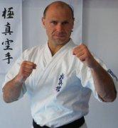 Sławomir Kłosiński 2dan, kategoria -70kg.