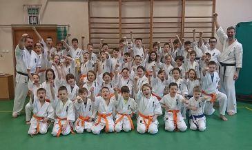 Zimowa Szkoła Karate 2018