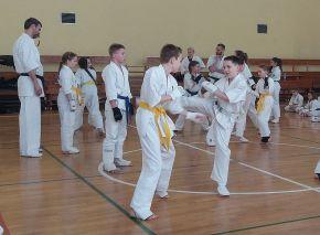 Konsultacje Kumite Juniorów w Chełmnie