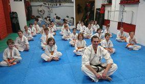 Noc w Dojo Toruńskiego Klubu Karate Kyokushin