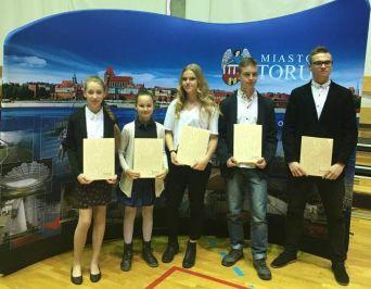 Nagrody Prezydenta Miasta Torunia za 2017 rok