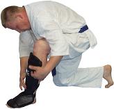 Ochraniacze goleń/stopa