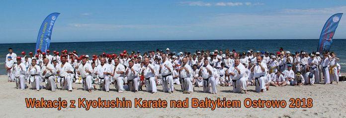 Wakacje z Karate nad Bałtykiem 2018
