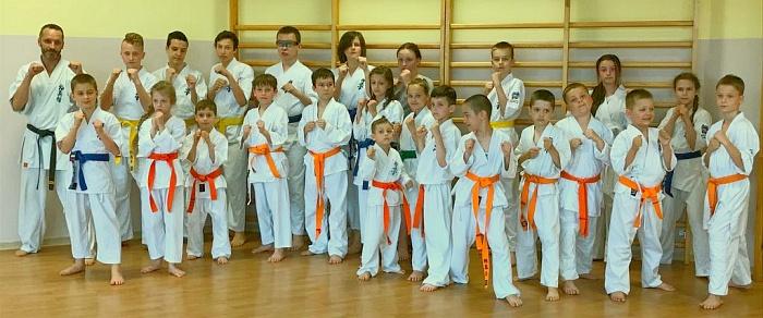 Torunski Klub Karate Kyokushin SP3 ul. Legionow