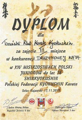 MPJ PFKK Solec Kujawski 17.11.2018 dyplom 0004