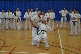 Seminarium Kata i Combat Ceichocinek 2018