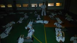 Zimowa Szkoła Karate 2019