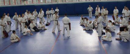 Seminarium Kumite - Wałcz 2019