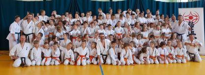 Letnia Szkoła Karate 2019