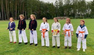 Wakacje z karate - Okoniny Nadjeziorne 2019