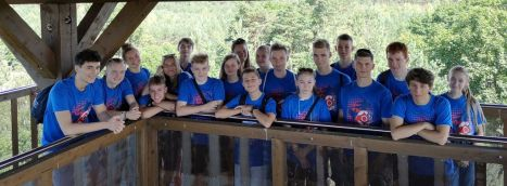 Obóz Letni Juniorów PFKK - Tuchola 2019