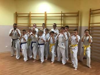 Toruński Klub Karate Kyokushin – Szkoła Podstawowa nr 3, ul. Legionów