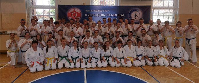 Obóz Letni PFKK Tuchola 2020