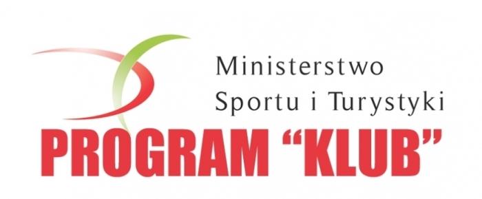 """Program """"Klub"""" Ministerstwo Sportu i Turystyki"""